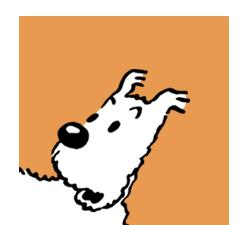 Milou, chien de Tintin