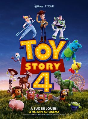 Toy Story 4 - Affiche FR