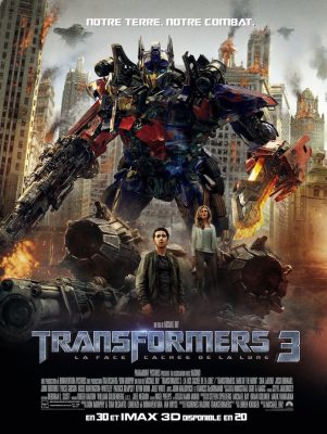 Transformers 3 (affiche)