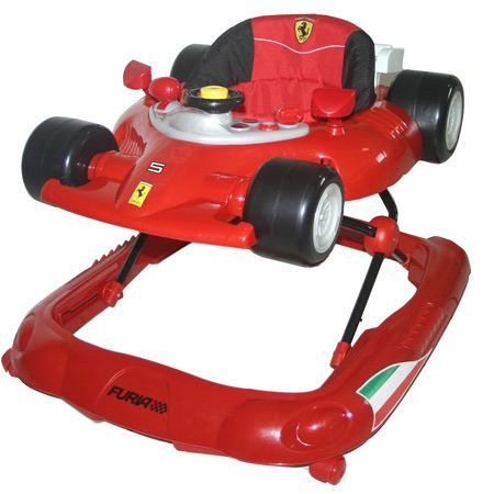 Trotteur Ferrari