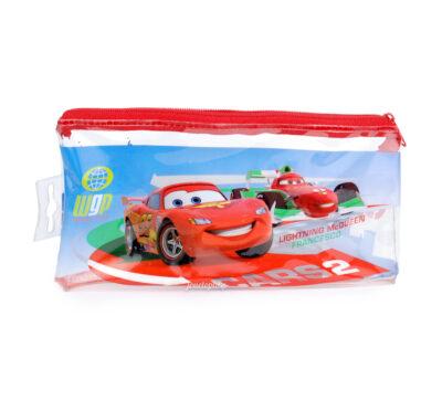 Trousse d'école Cars 2 (Pixar)