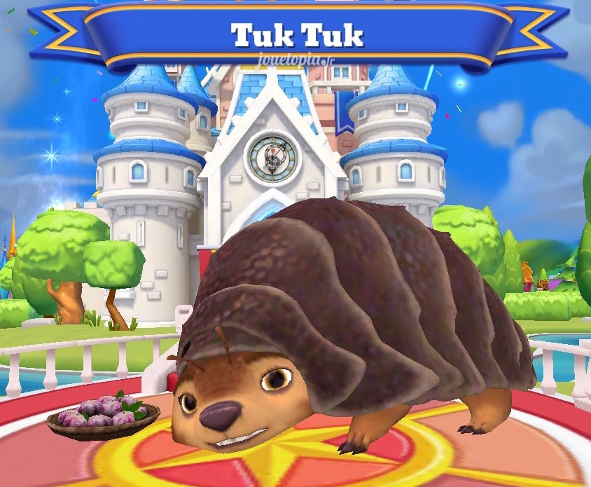 Tuk-Tuk (Raya et le Dernier Dragon) - DMK