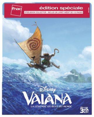 Blu-Ray Vaiana Spéciale Fnac