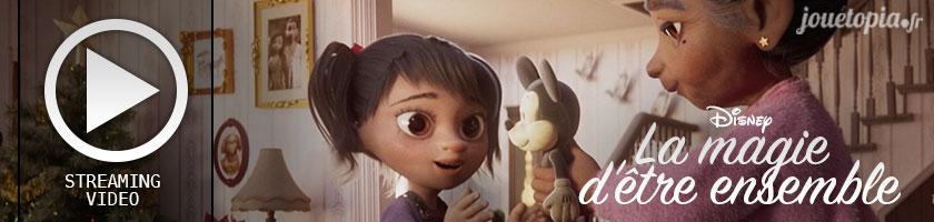 Vidéo Disney La Magie d'Etre Ensemble