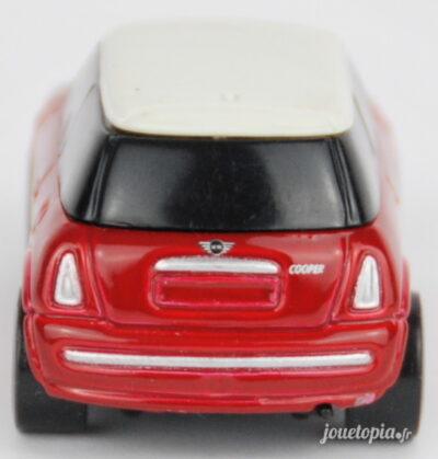 Voiture miniature MINI Cooper rouge 1/64