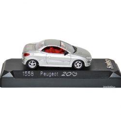 Voiture miniature Peugeot 206 CC