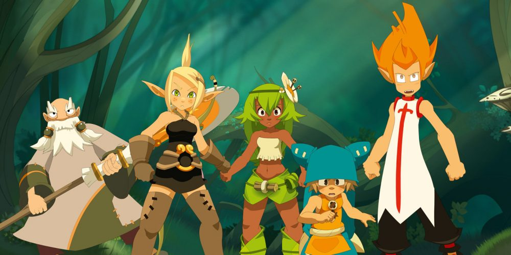 Wakfu - les personnages