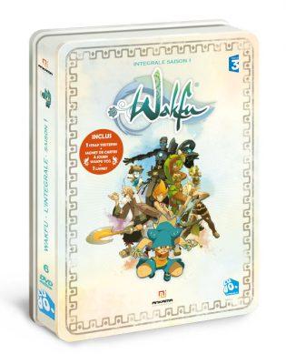 Wakfu DVD