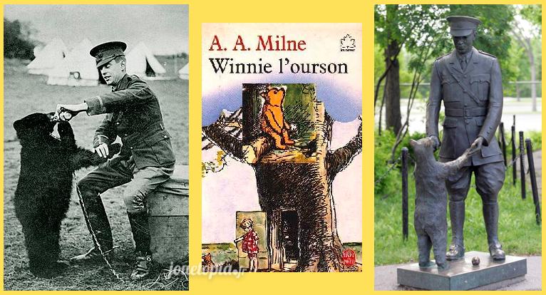 Les origines de Winnie l'Ourson